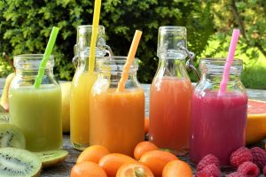 Jus de fruits et smoothies