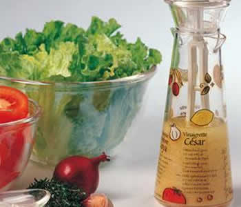 Vinaigrette et Salade