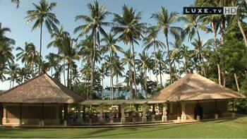 Luxe, bonheur, bien-être et charmes de l'hôtel Amankila Bali