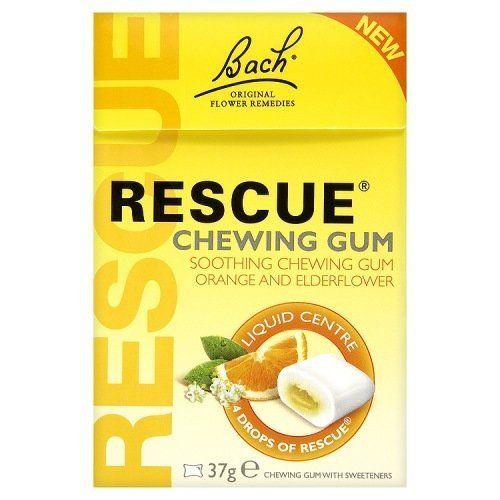 Fleurs de Bach – Rescue – Chewing Gum sans sucre