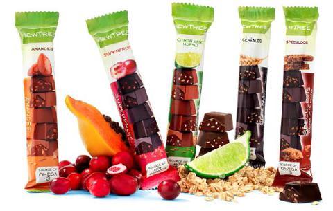 Chocolat belge Newtree