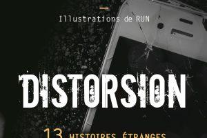 """Livre """"Distorsion"""" aux Editions de l'Homme"""