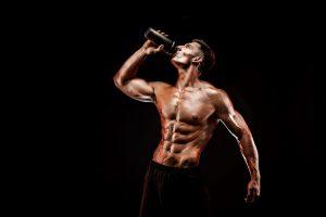 Protéines pour la musculation