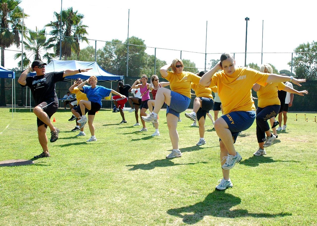 Exercice physique pour se maintenir en forme